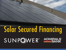 Valley Solar now offers Solar Secured Financing