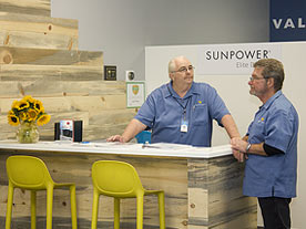 The New Center Offers A Location For Those Interested In Solar Energy For  Their Homes And Businesses To Learn More, And Preview Products They Could  Select ...