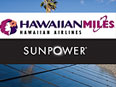 SunPower Hawaiian Miles Program